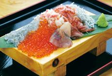 こぼれゲタ寿司